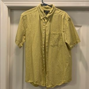Eddie Bauer Casual Short Sleeve Shirt XL